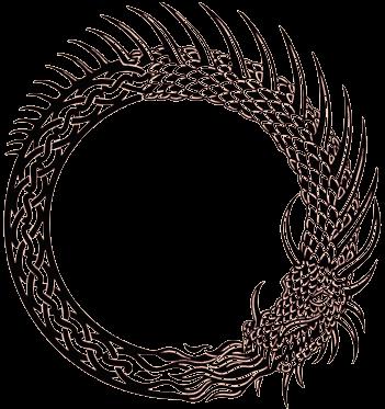 Ouroboros draconique