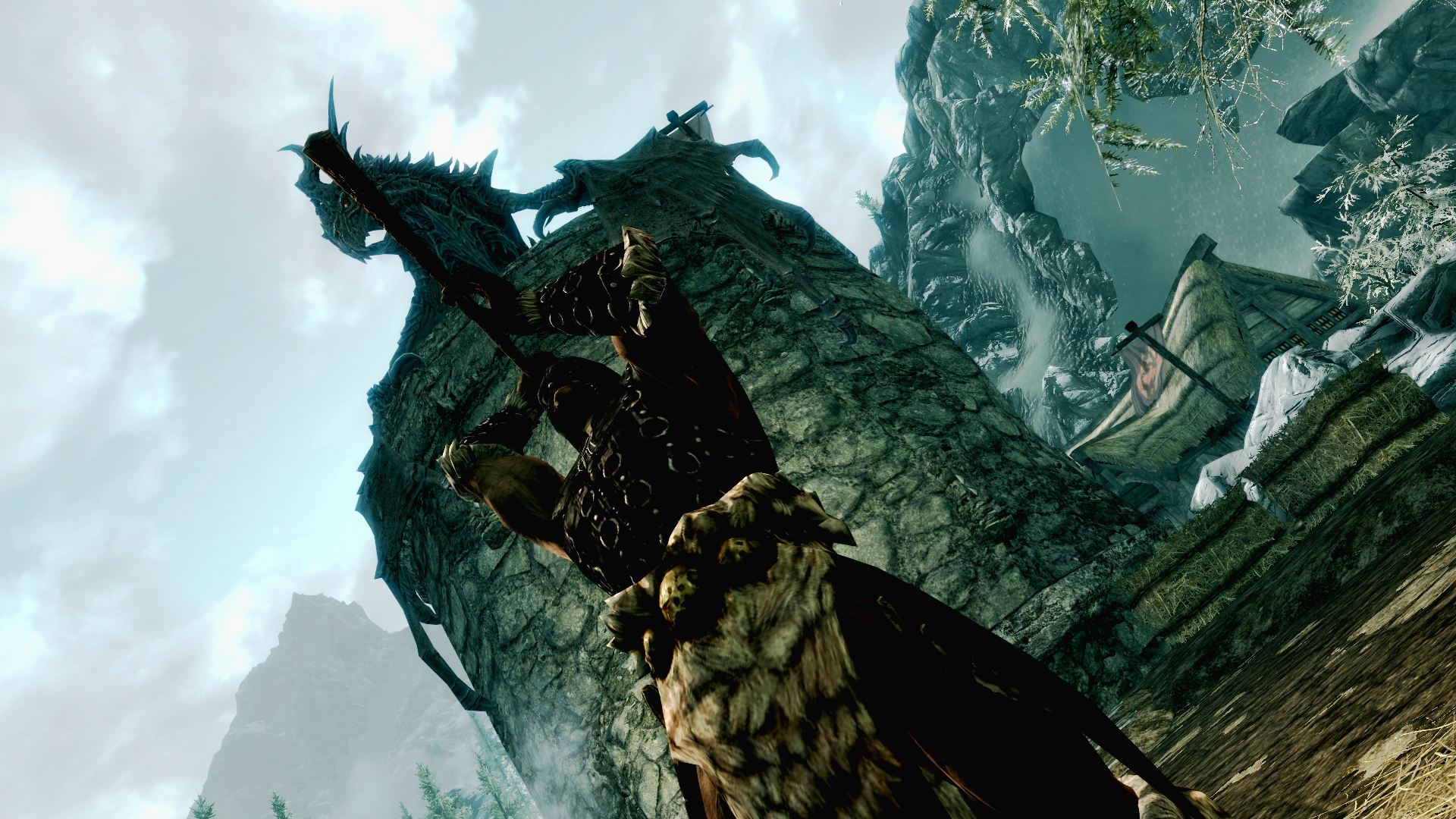 attaquée par un dragon en rêve